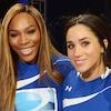 Serena Williams, Meghan Markle
