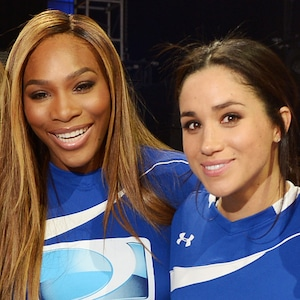 Serena Williams, Meghan Markle