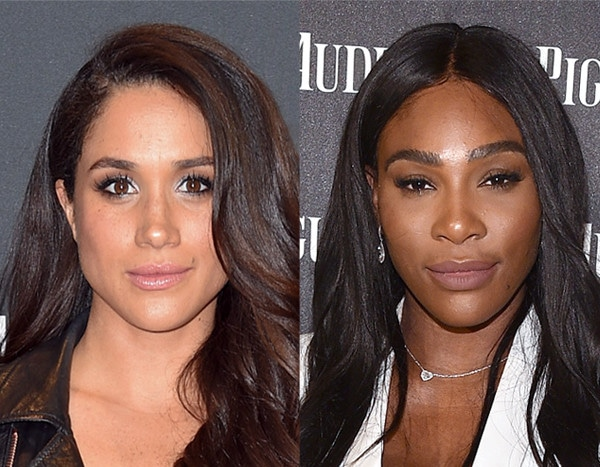 Serena Williams Reveals the Toughest Part of Planning Meghan Markle's Baby Shower