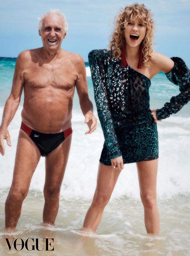 Karlie Kloss, Vogue Australia, April 2017 Issue