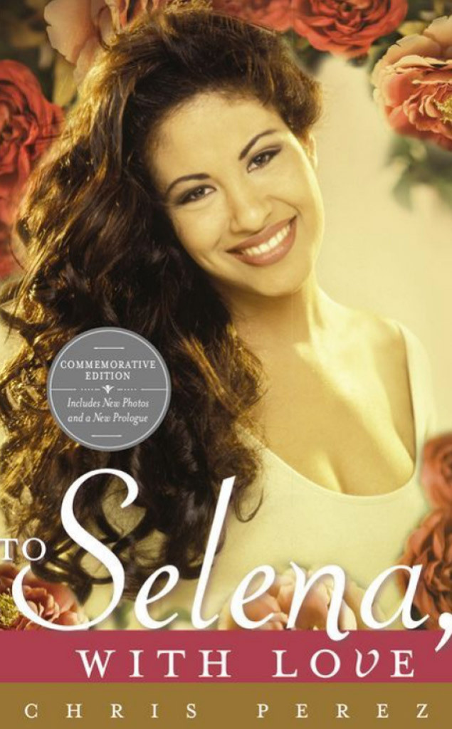 Selena Quintanilla Book, Chris Perez