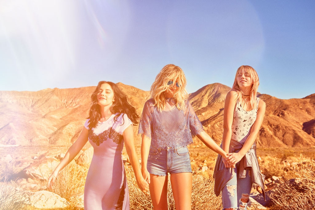 ESC: H&M Loves Coachella Collection 2017, Exclusive First Look
