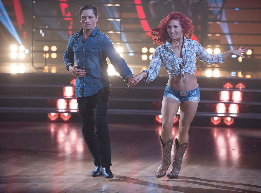 Sharna Burgess, Bonner Bolton, Dancing With the Stars