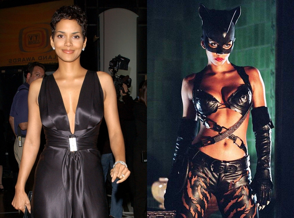 Halle Berry, Catwoman, Body Transformation