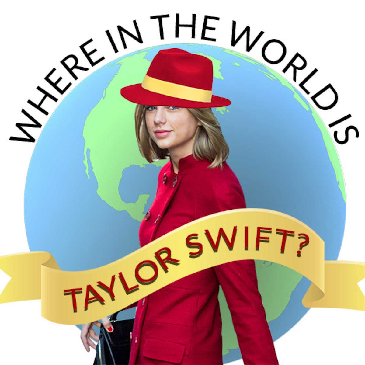 Where In The World Is Taylor Swift E Online