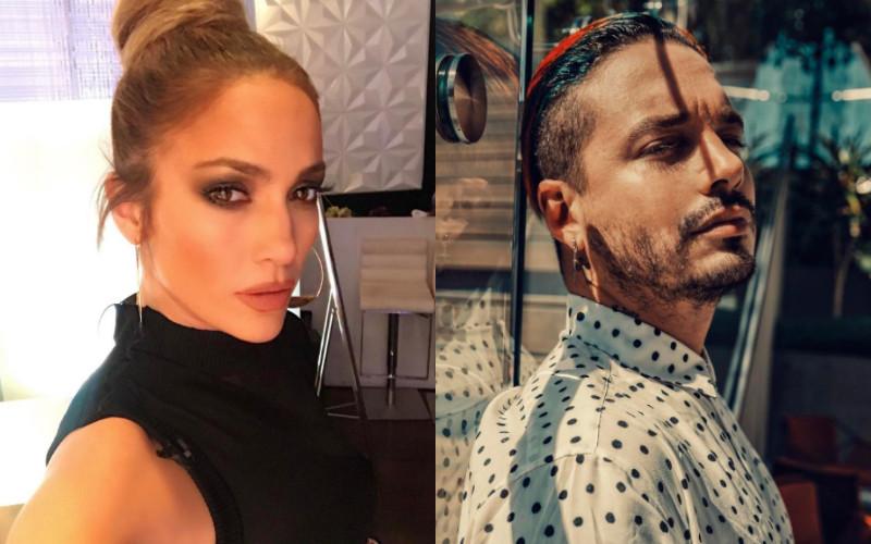 Jennifer Lopez, J Balvin