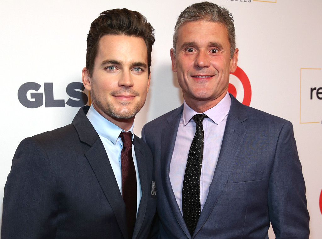 Matt Bomer And Simon Halls To Be Honored By Family And Children