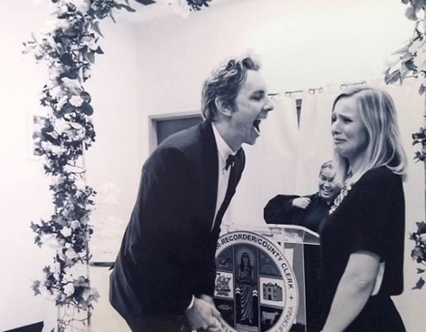 Kristen Bell s New Wedding With Dax Shepard Is Perfect