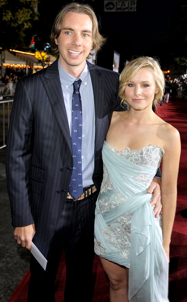 Laughs Therapy And Lady Lincoln Kristen Bell And Dax Shepard S