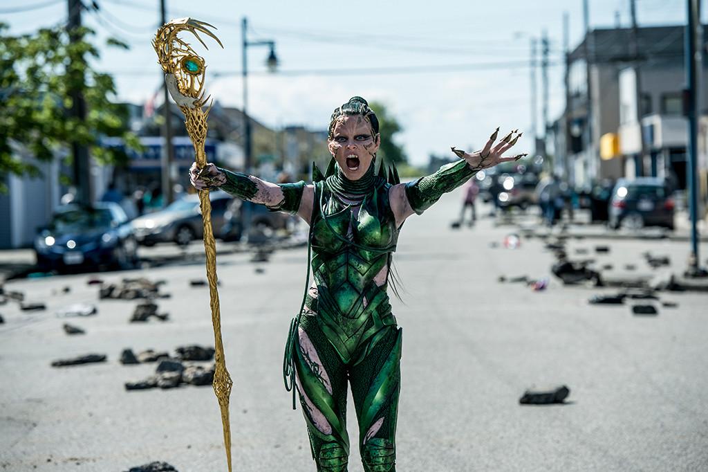 Elizabeth Banks, Power Rangers