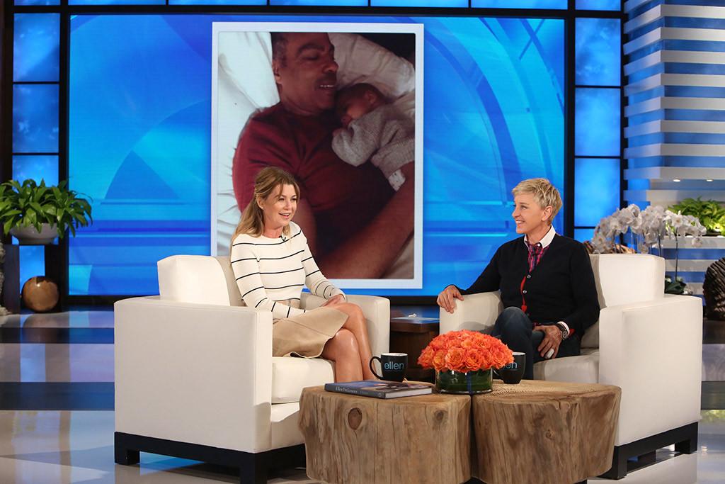 Ellen Pompeo, The Ellen DeGeneres Show