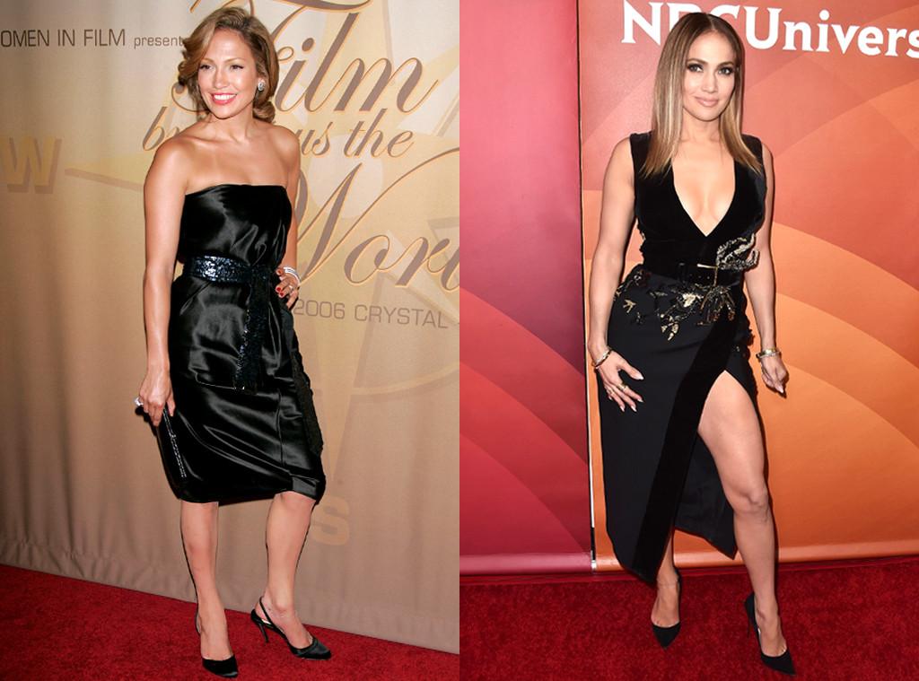 Jennifer Lopez, Stars Not Aging