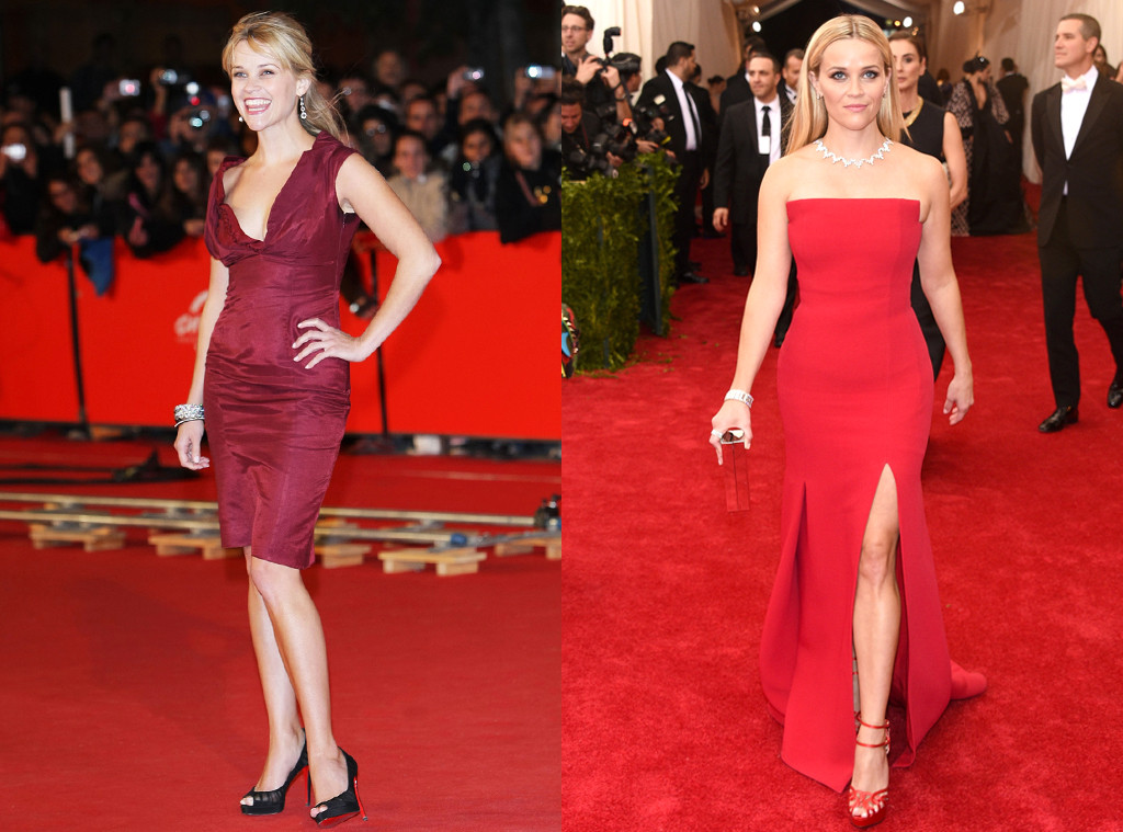 Reese Witherspoon, Stars Not Aging