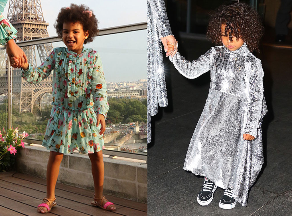 Blue Ivy and North West's Style: How They've Become ...