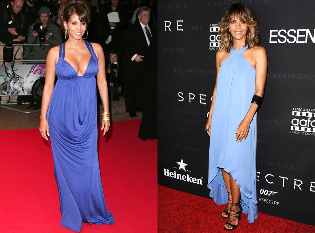 Halle Berry, Stars Not Aging