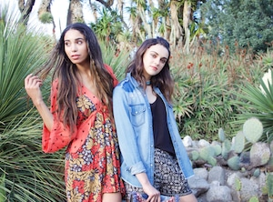 ESC: Coachella x Nordstrom, Lookbook