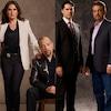 Bubble TV, WWK, SVU, New Girl, Modern Family, Criminal Minds