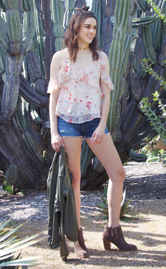 ESC: Coachella x Nordstrom, 3 Days Shorts