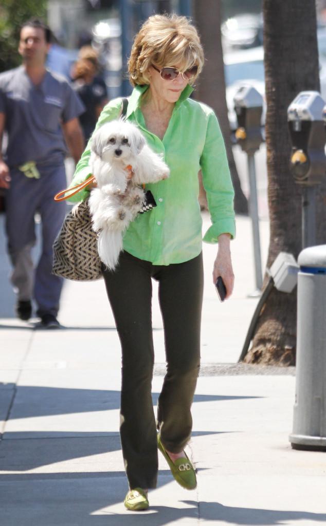 ESC: Jane Fonda