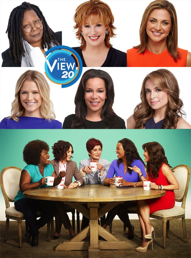 The view talk show giveaways