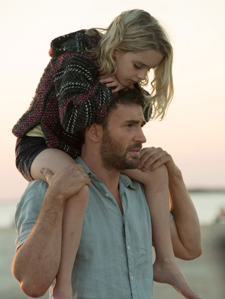 Grace McKenna, Chris Evans, Gifted