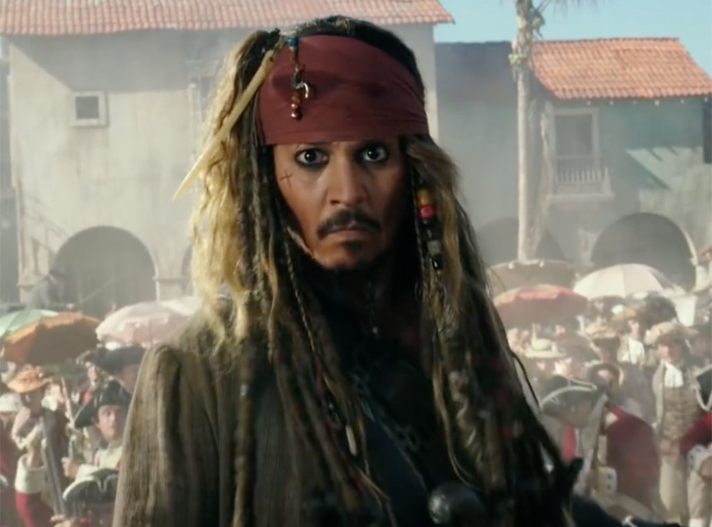 Javier Bardem Vows to ''Eliminate'' Johnny Depp in New Pirates of the Caribbean: Dead Men Tell No Tales Trailer