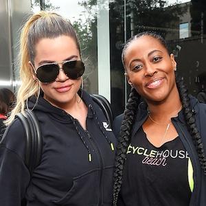 Khloe Kardashian, Nichelle Hines, Cycle House