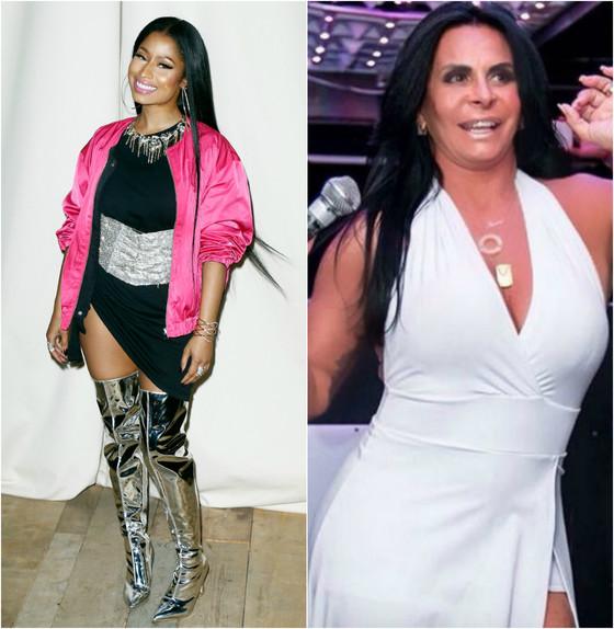 Nicki Minaj, Gretchen
