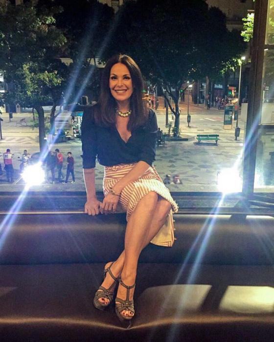 Carolina Ferraz, Instagram