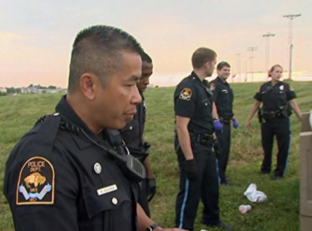 Cops Cast
