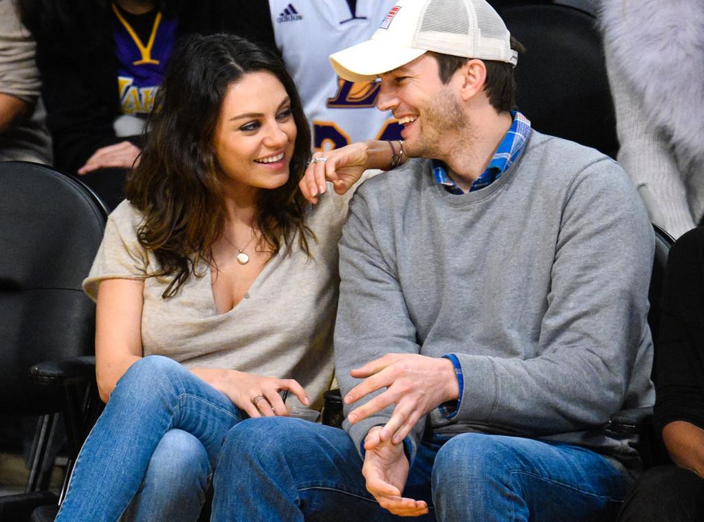 Ashton kutcher dating mila