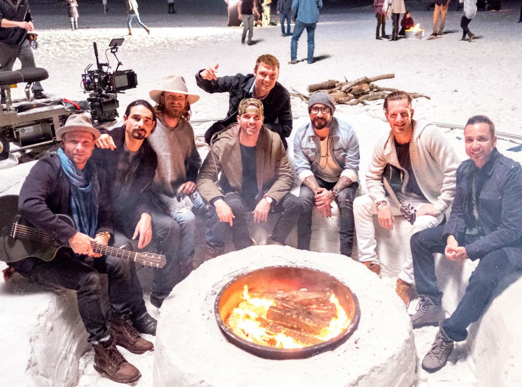 Florida Georgia Line, Backstreet Boys, Music Video