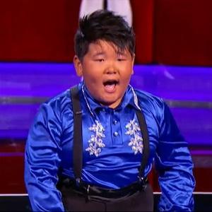 He Xiongfei, Dancing Boy, Little Big Shots