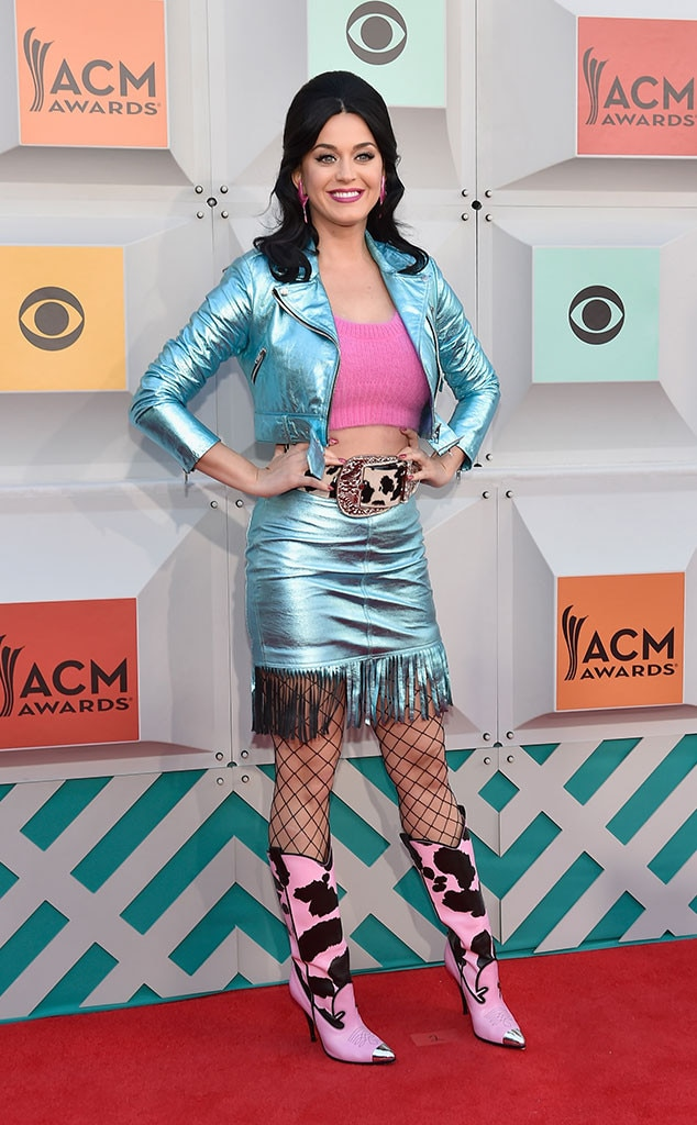 Katy Perry, Academy of Country Music Awards, ACM, 2016