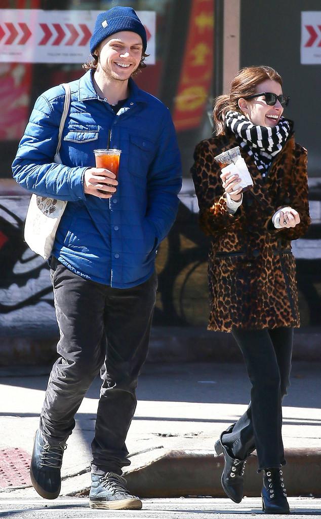 Emma Roberts Is Dating Garrett Hedlund After Evan Peters Split E Online Ap