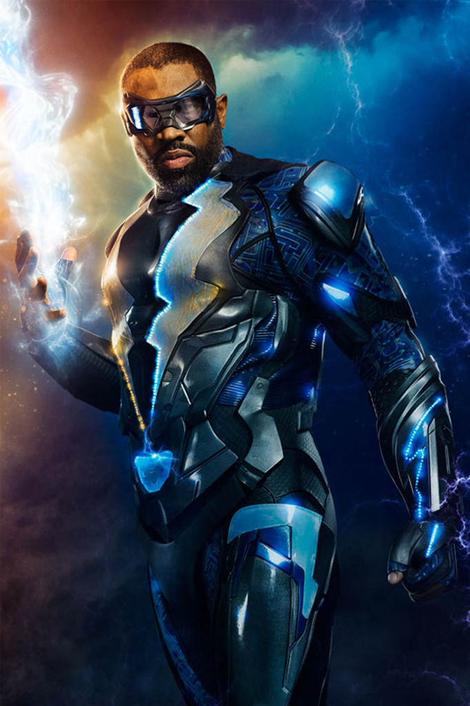 Black Lightning, Cress Williams
