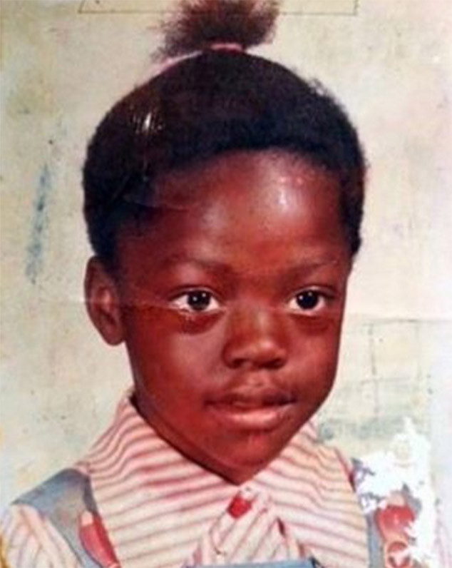 Viola Davis, Instagram, Throwback