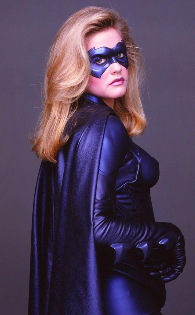 Batman and Robin, Alicia Silverstone, Batgirl