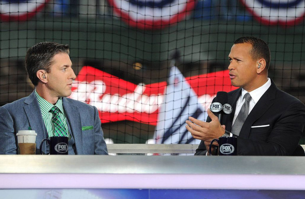Alex Rodriguez, Fox Sports