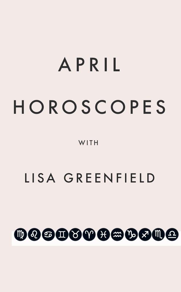 ESC: April Horoscopes
