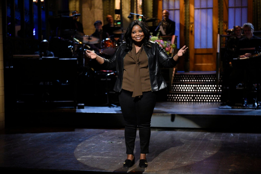 Saturday Night Live, Octavia Spencer