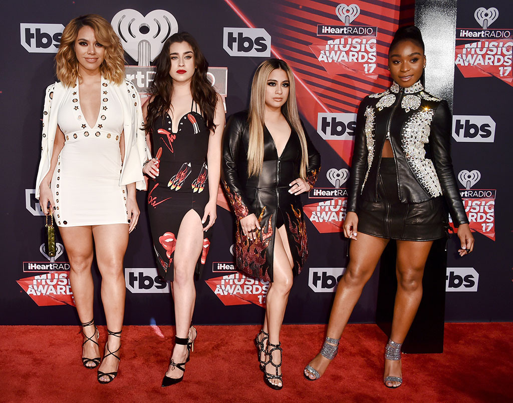 Fifth Harmony, 2017 iHeartRadio Music Awards, Arrivals