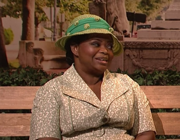 Octavia Spencer Reprises The Help Role on SNL | E! NewsOctavia Spencer The Help