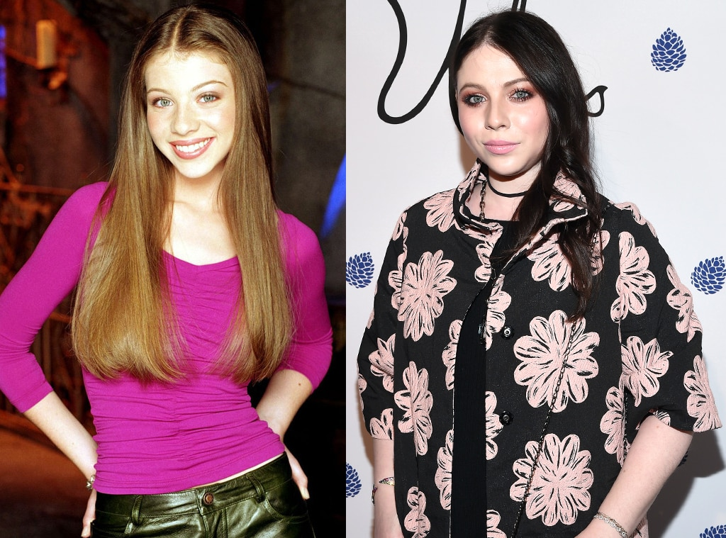Michelle Trachtenberg, Buffy the Vampire Slayer Then and Now