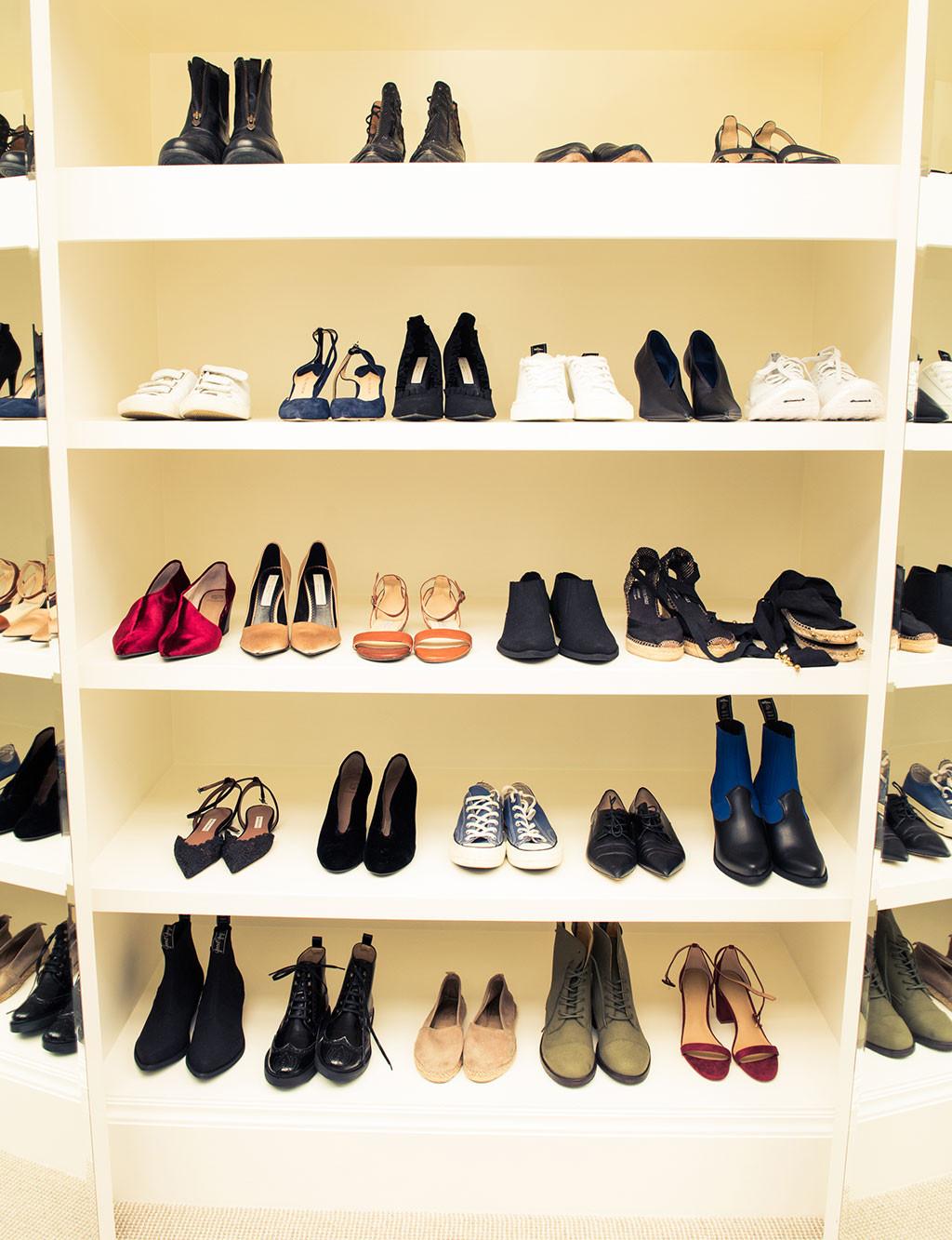 Emma Watson, Closet, The Coveteur