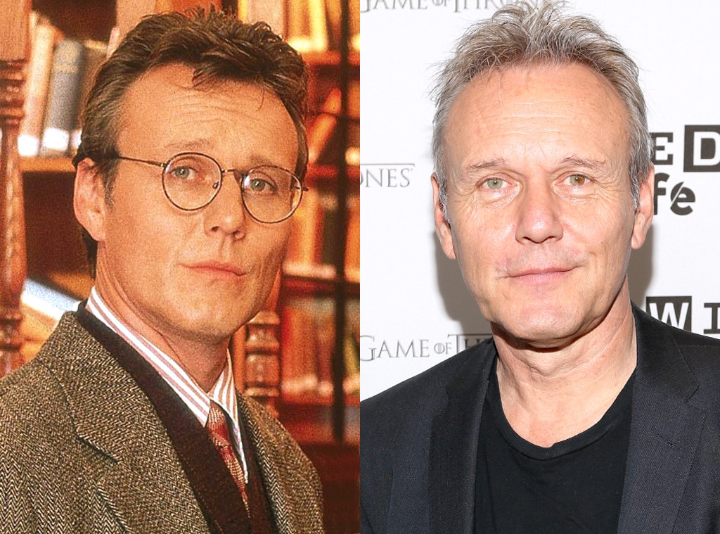 Buffy the Vampire Slayer Then and Now, Anthony Stewart Head
