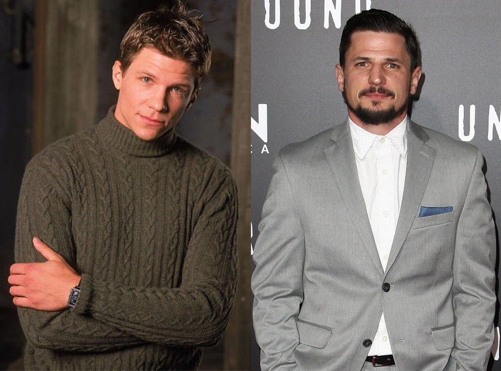 Marc Blucas, Buffy the Vampire Slayer Then and Now