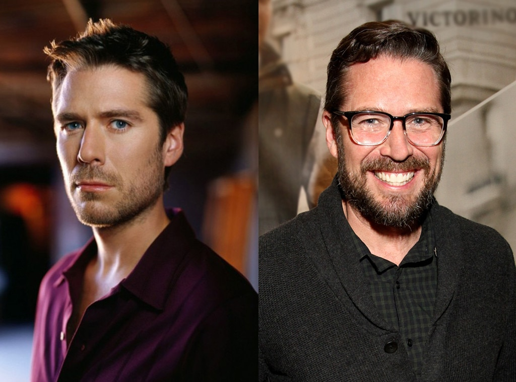 Alexis Denisof, Buffy the Vampire Slayer Then and Now