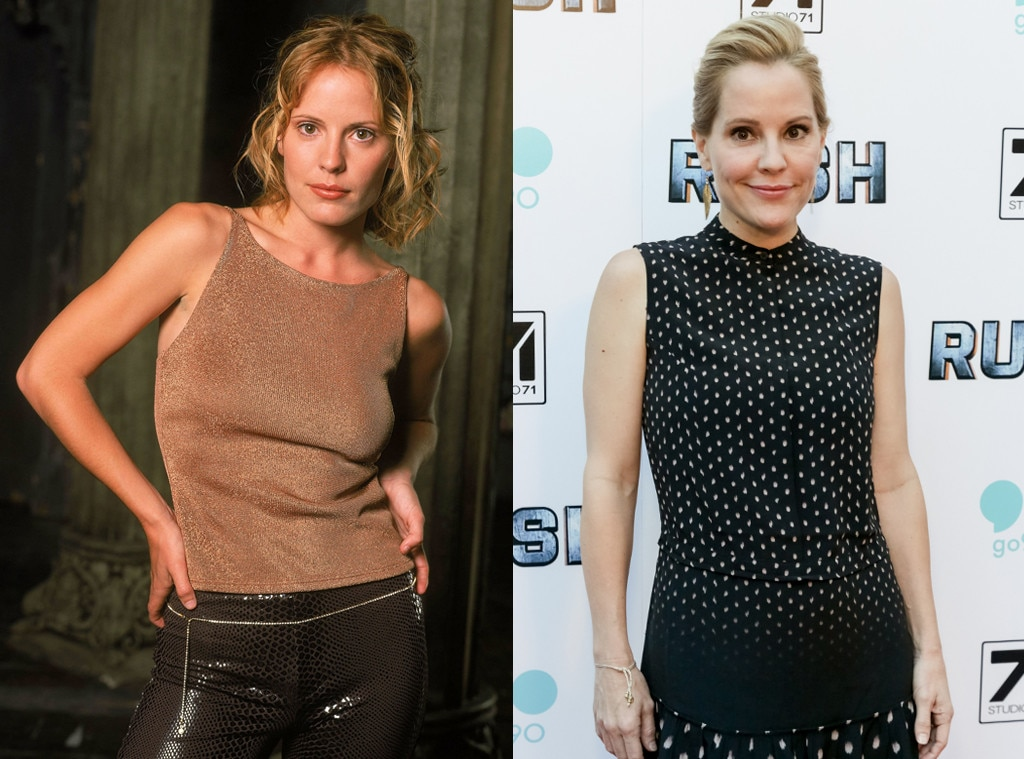 Emma Caulfield, Buffy the Vampire Slayer Then and Now