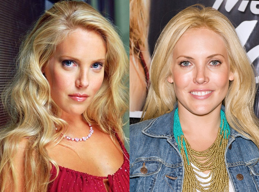 Buffy the Vampire Slayer Then and Now, Mercedes McNab